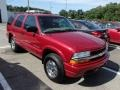 Dark Cherry Red Metallic 2003 Chevrolet Blazer Gallery