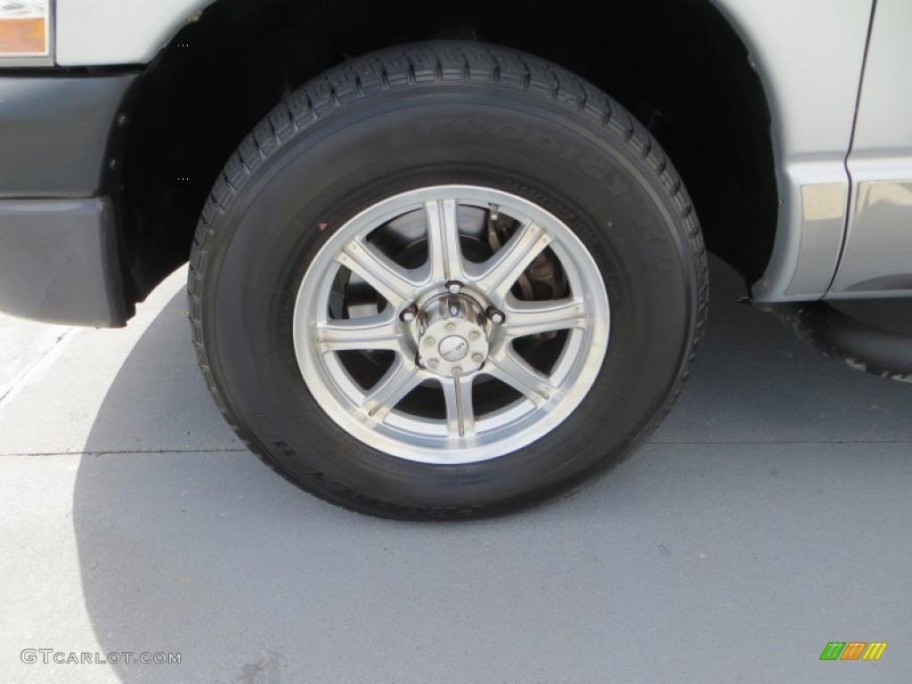 2006 Ram 1500 Laramie Quad Cab - Bright Silver Metallic / Medium Slate Gray photo #11