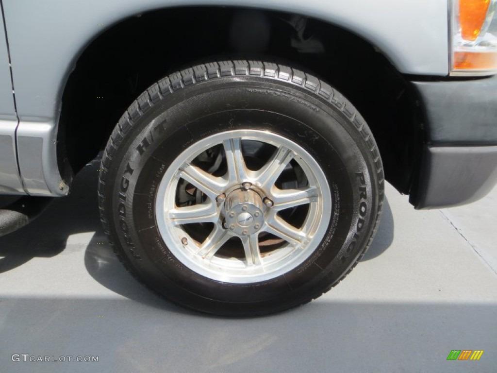 2006 Ram 1500 Laramie Quad Cab - Bright Silver Metallic / Medium Slate Gray photo #14