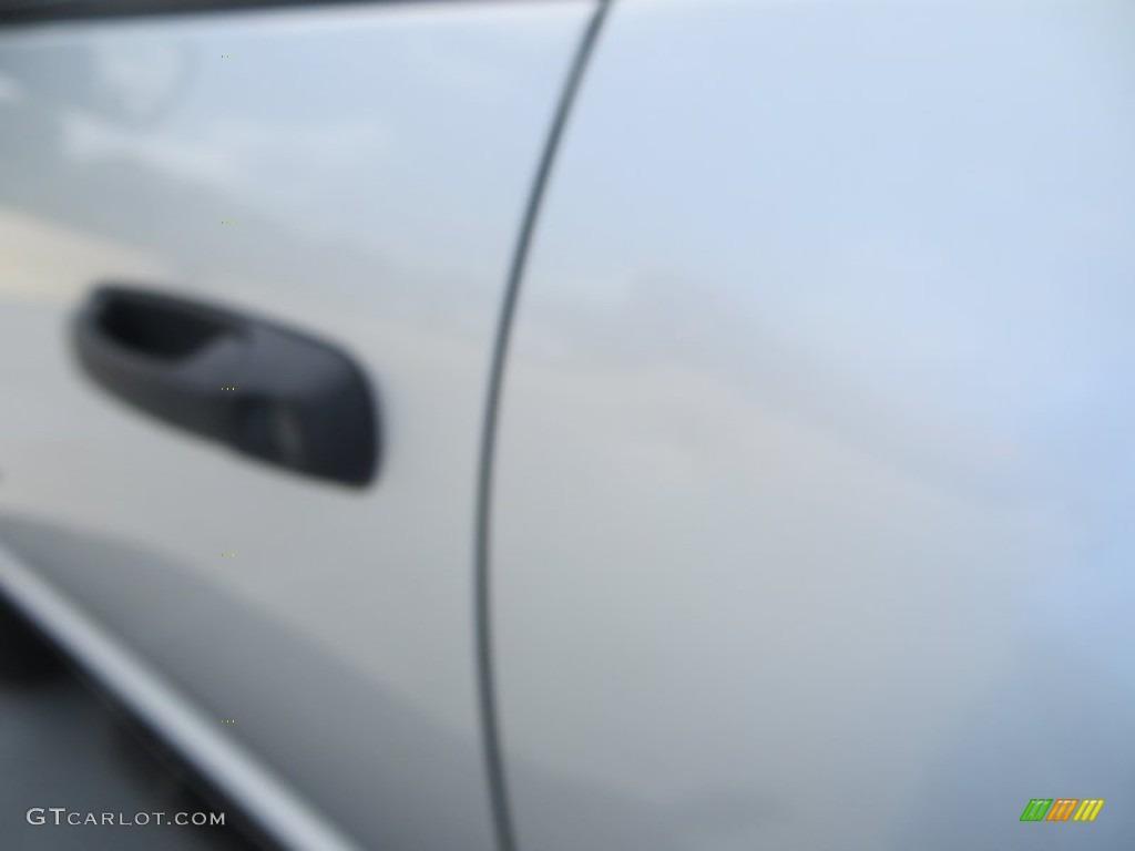 2006 Ram 1500 Laramie Quad Cab - Bright Silver Metallic / Medium Slate Gray photo #19