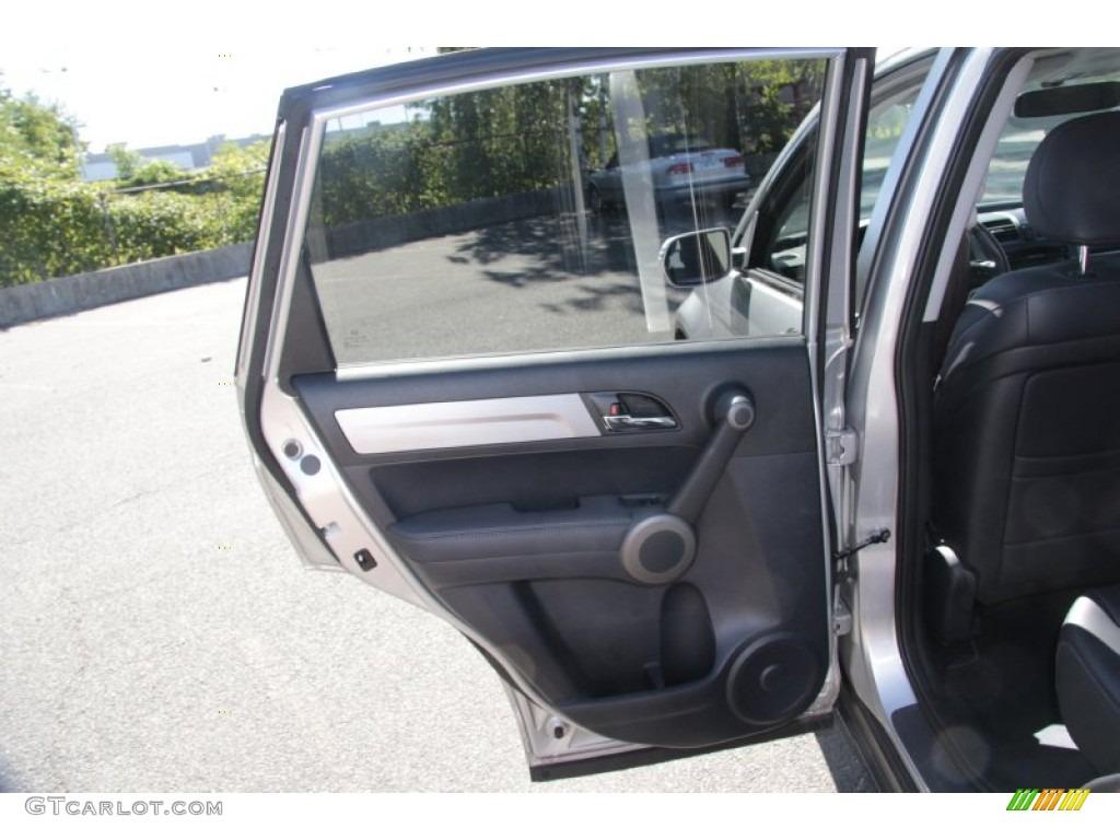 2010 CR-V EX-L AWD - Alabaster Silver Metallic / Black photo #20