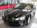 Black 2008 Pontiac Grand Prix Sedan
