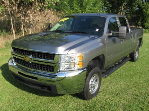 2009 chevrolet silverado 2500hd lt crew cab data info and. Black Bedroom Furniture Sets. Home Design Ideas