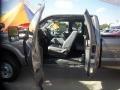 2012 Sterling Grey Metallic Ford F250 Super Duty XL SuperCab 4x4  photo #13