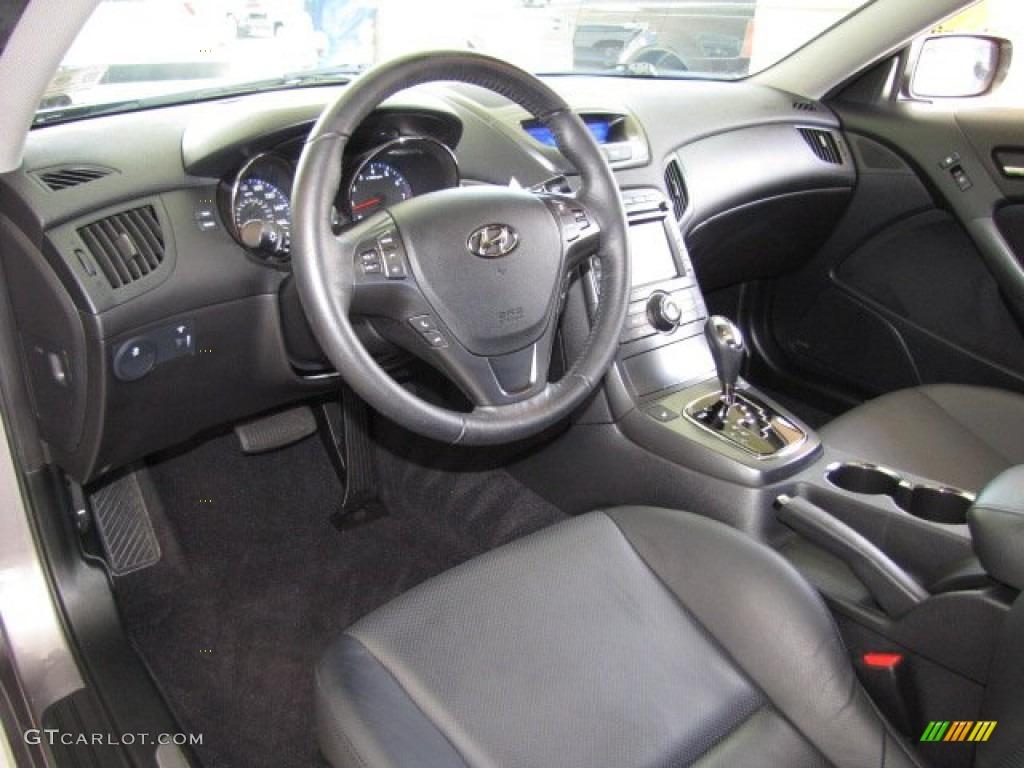 2011 Hyundai Genesis Coupe 3 8 Grand Touring Black Leather Dashboard Photo 84301131 Gtcarlot Com