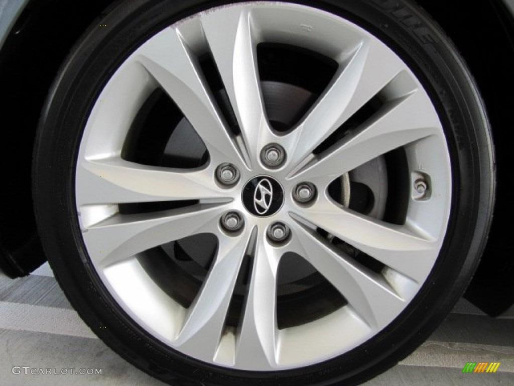 2011 Hyundai Genesis Coupe 3 8 Grand Touring Wheel Photo 84301941 Gtcarlot Com