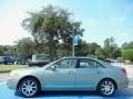 2008 Moss Green Metallic Lincoln MKZ Sedan  photo #2