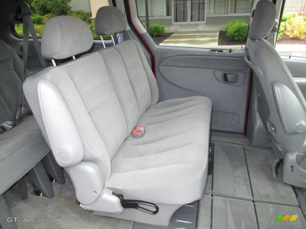2006 dodge grand caravan se rear seat photo 84335703. Black Bedroom Furniture Sets. Home Design Ideas
