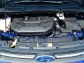 2014 Deep Impact Blue Ford Escape SE 2.0L EcoBoost  photo #11