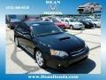 Obsidian Black Pearl 2007 Subaru Legacy Gallery