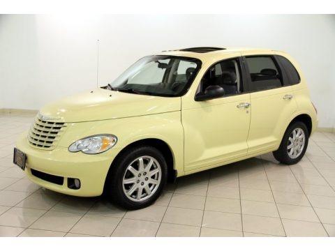 2007 Chrysler PT Cruiser Limited Data, Info and Specs