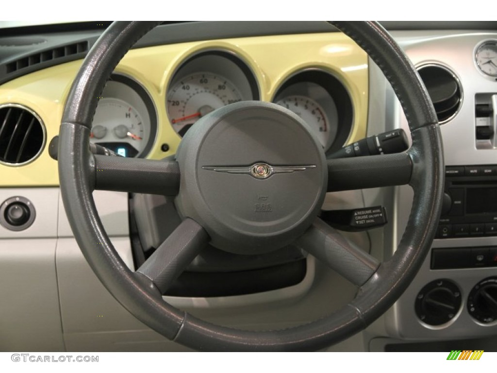 2007 chrysler pt cruiser limited steering wheel photos. Black Bedroom Furniture Sets. Home Design Ideas