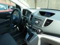 2013 White Diamond Pearl Honda CR-V LX AWD  photo #2