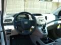 2013 White Diamond Pearl Honda CR-V LX AWD  photo #11