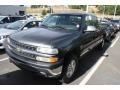 1999 Medium Charcoal Gray Metallic Chevrolet Silverado 1500 LT Extended Cab 4x4  photo #4