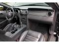 2005 Ford Mustang Dark Charcoal Interior Dashboard Photo