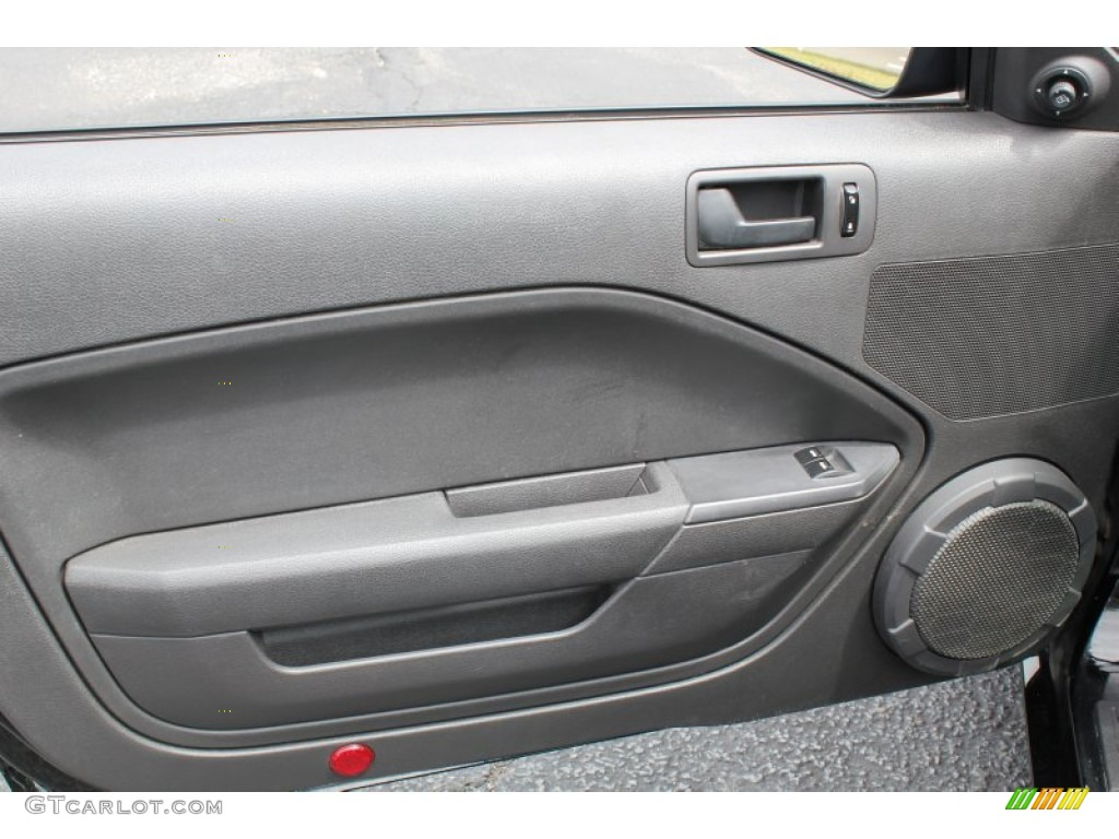 2005 Ford Mustang Gt Premium Coupe Door Panel Photos