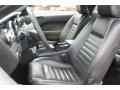 2005 Ford Mustang Dark Charcoal Interior Front Seat Photo