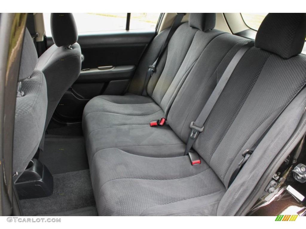 2012 Nissan Versa 1.8 S Hatchback Interior Color Photos ...