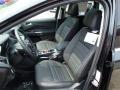 Charcoal Black 2014 Ford Escape Interiors