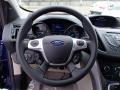 2014 Deep Impact Blue Ford Escape SE 1.6L EcoBoost  photo #17