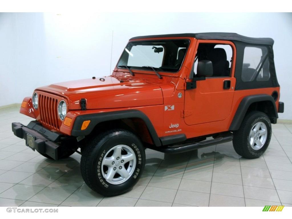 2006 jeep wrangler x 4x4 exterior photos. Black Bedroom Furniture Sets. Home Design Ideas
