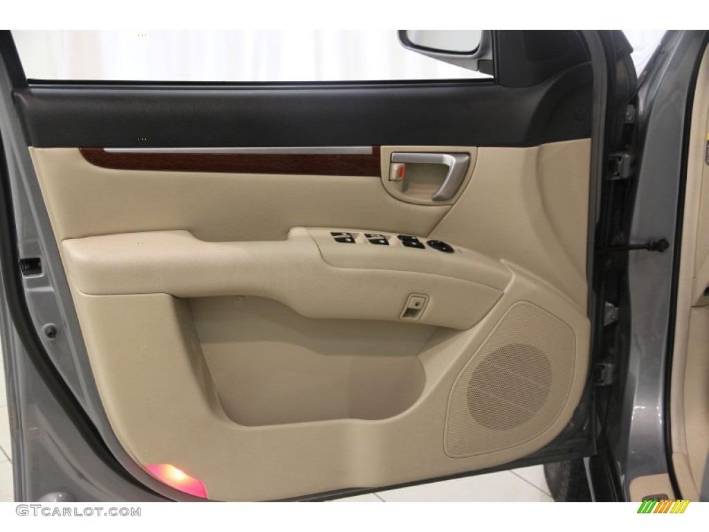 2007 Hyundai Santa Fe Limited Door Panel Photos