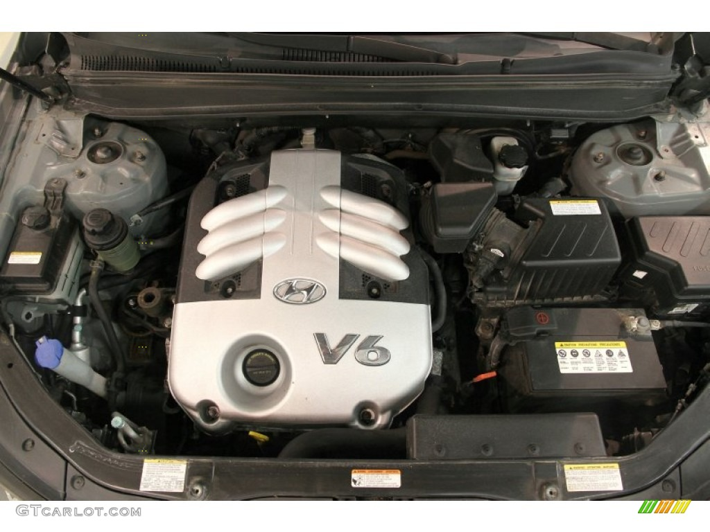 2007 Hyundai Santa Fe Limited Engine Photos Gtcarlot Com