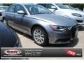 Quartz Gray Metallic 2014 Audi A6 2.0T Sedan