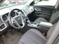 Jet Black Prime Interior Photo for 2010 Chevrolet Equinox #84380511