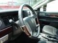 2008 White Suede Lincoln MKZ Sedan  photo #20