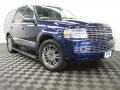 2007 Dark Blue Pearl Metallic Lincoln Navigator Ultimate 4x4 #84358086
