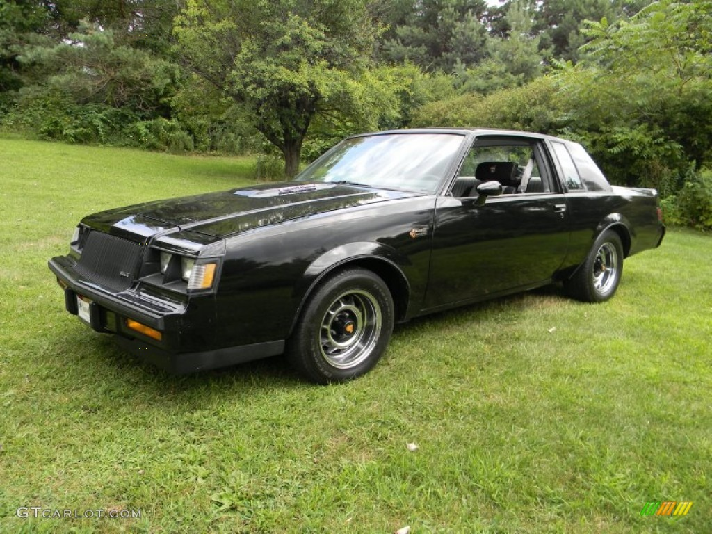 1987 buick regal grand national exterior photos. Black Bedroom Furniture Sets. Home Design Ideas