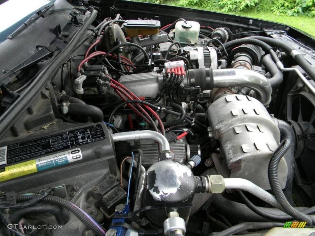1987 Buick Regal Grand National Engine Photos Gtcarlot Com