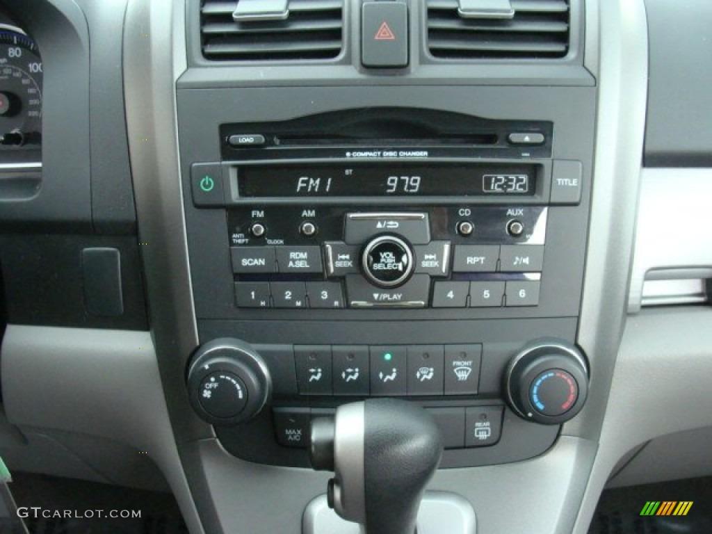 2011 CR-V SE 4WD - Taffeta White / Gray photo #12
