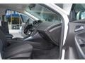 2012 White Platinum Tricoat Metallic Ford Focus Titanium 5-Door  photo #14