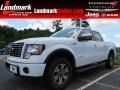 Oxford White 2012 Ford F150 FX4 SuperCrew 4x4
