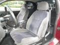 Medium Gray 2001 Chevrolet Monte Carlo Interiors