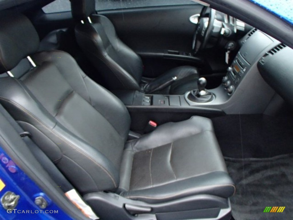 2003 nissan 350z touring coupe interior color photos for Interieur 350z