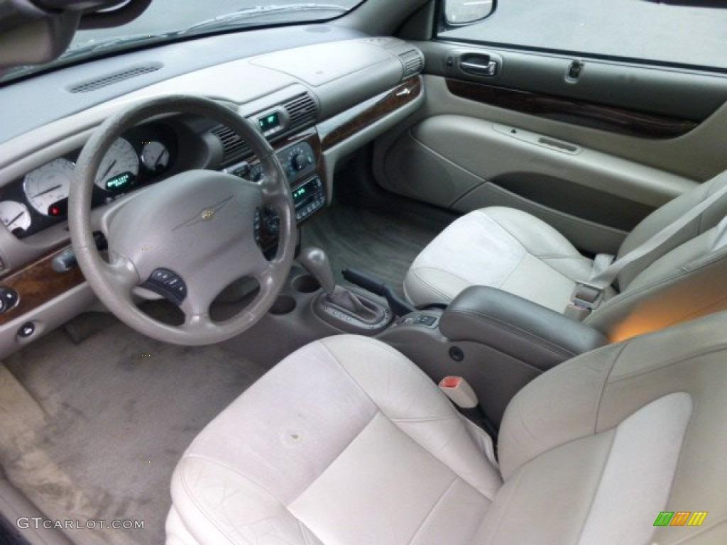 2004 Chrysler Sebring Limited Convertible Interior Color Photos