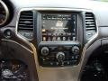 Summit Grand Canyon Jeep Brown Natura Leather Controls Photo for 2014 Jeep Grand Cherokee #84433316