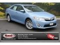Clearwater Blue Metallic 2013 Toyota Camry Gallery