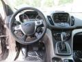 2014 Sterling Gray Ford Escape SE 2.0L EcoBoost  photo #27
