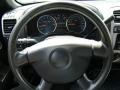 2007 GMC Canyon Dark Pewter Interior Steering Wheel Photo