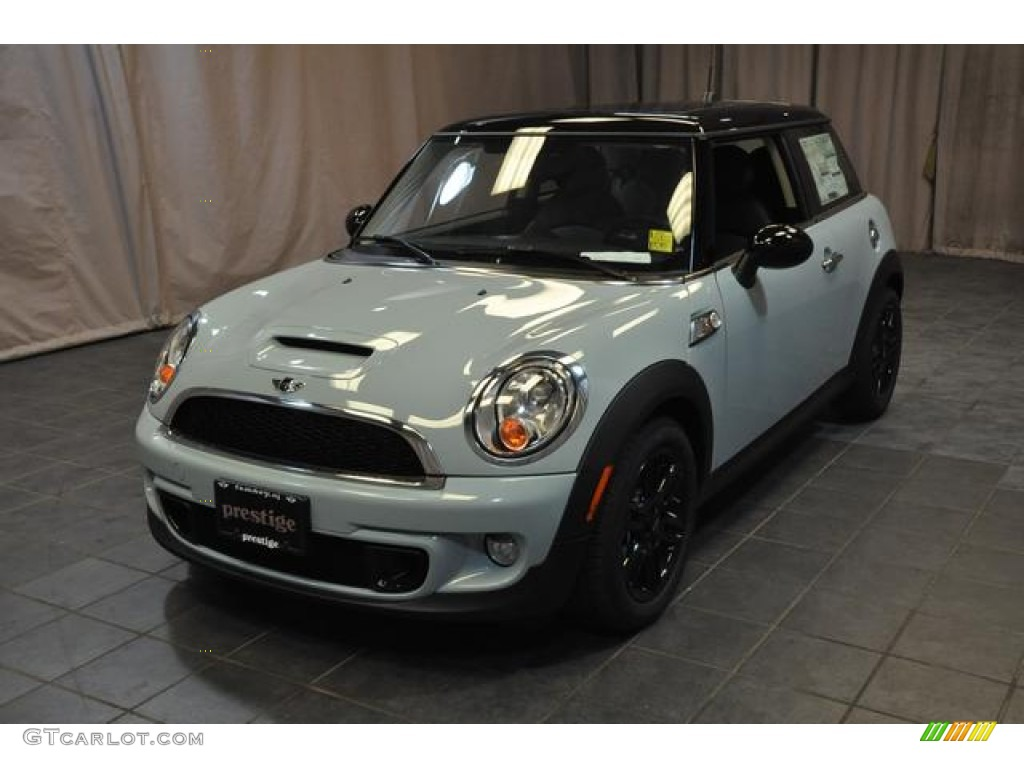 2013 Ice Blue Mini Cooper S Hardtop 84449768 Gtcarlot Com Car