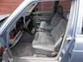 1991 S Class 350 SDL Grey Interior