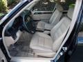1995 E 420 Sedan Parchment Interior