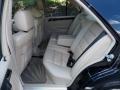 Rear Seat of 1995 E 420 Sedan