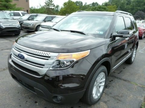 2014 Ford Explorer Xlt 4wd Data Info And Specs