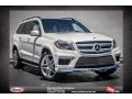 Diamond White Metallic - GL 550 4Matic Photo No. 1